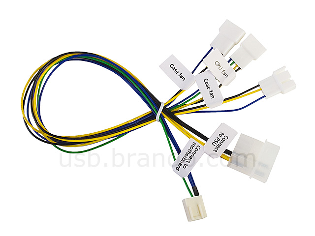 Pwm Fan Splitter Cable