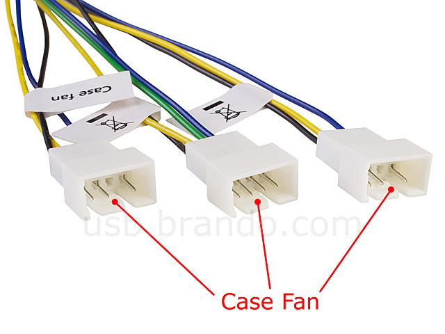 Pwm Fan Splitter Cable