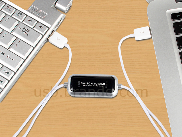 USB Switch to MAC Cable