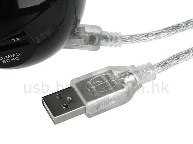 USB Ball Card Reader