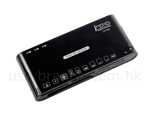 iMONO 80-in-1 High Speed Card Reader + Hub