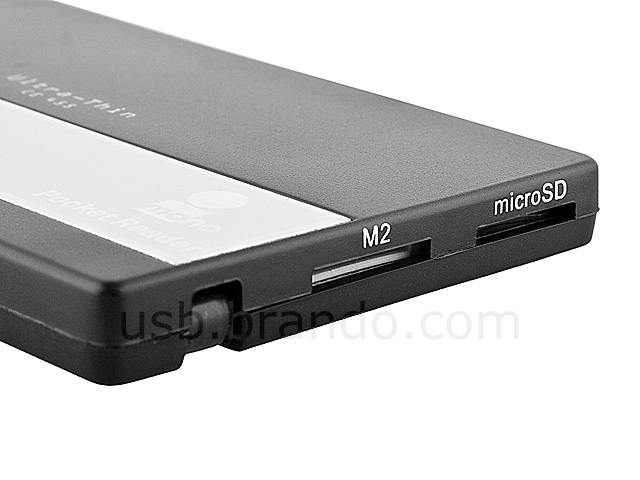 iMONO 81-In-1 Pocket Card Reader