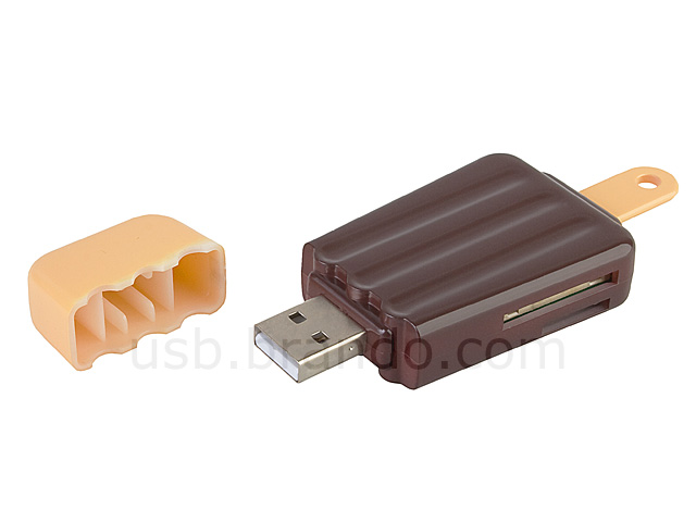 USB Popsicle Card Reader