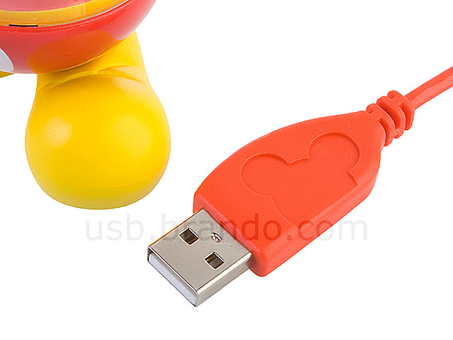 Disney Mickey Usb Miracle Light