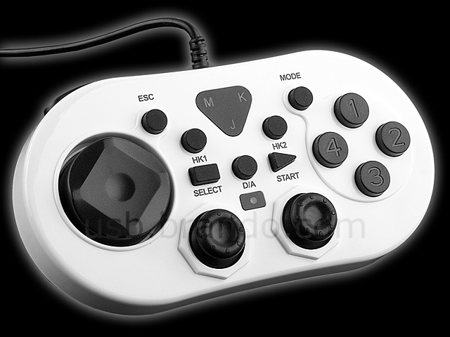 3-in-1 USB Multi-Function Game Pad
