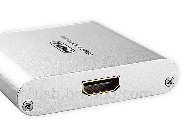USB 2.0 to HDMI Adaptor