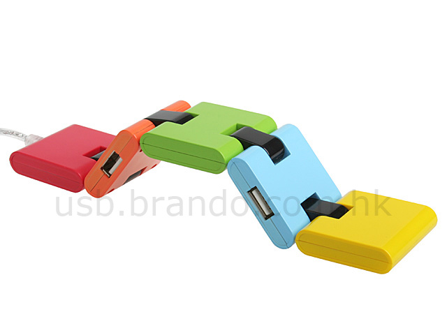 Chromatic USB Hub (Square)