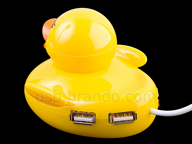 USB Duckling 4-Port Hub