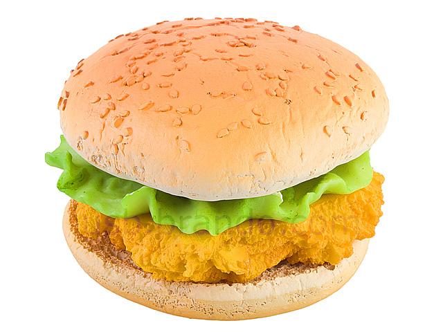 Usb Chicken Burger 4 Port Hub