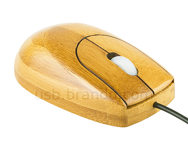 USB Bamboo Keyboard + Mouse