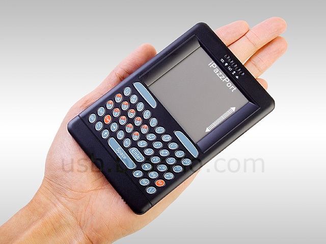 Bluetooth Handheld Keyboard and Touchpad