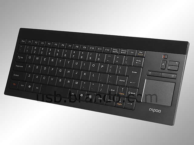 Rapoo 2900 Touch Slim Wireless Keyboard with Touchpad