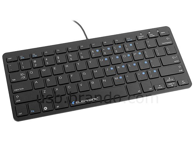 Elephant Slim Keyboard