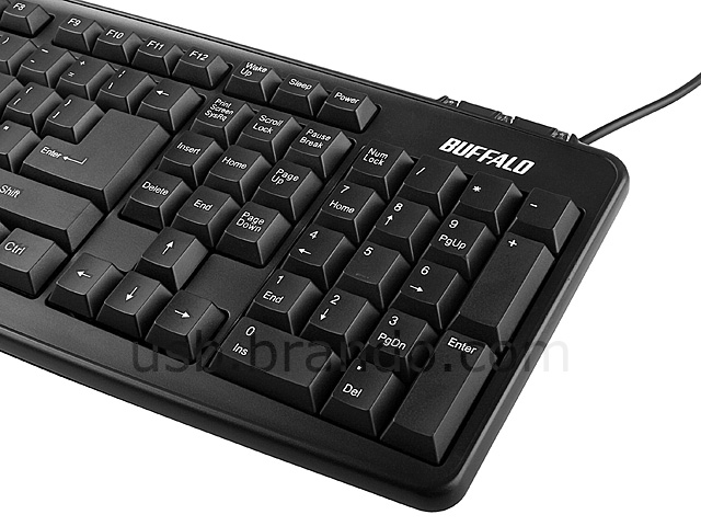 Buffalo USB Keyboard