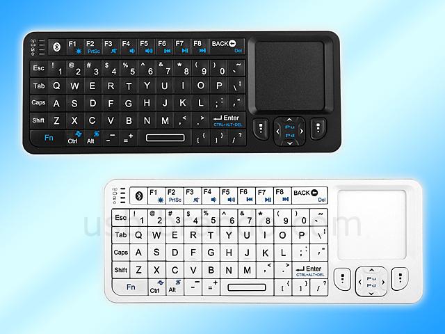 Rii Mini I6 Bluetooth Mini Keyboard With Ir Remote