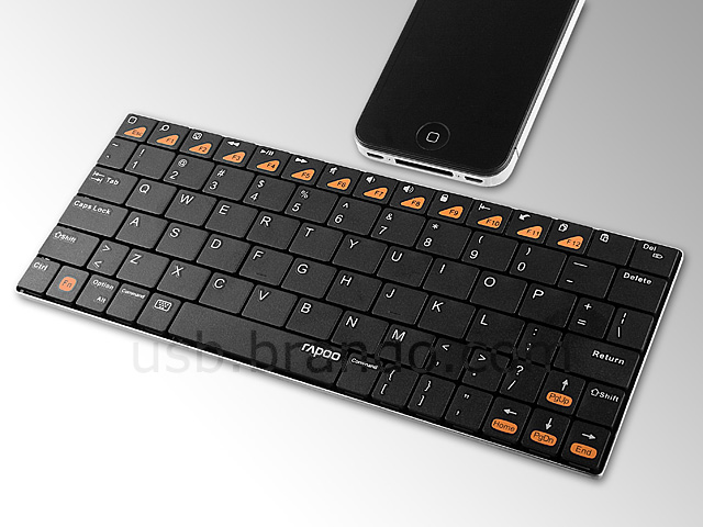 Rapoo E6300 Bluetooth Ultra Slim Keyboard