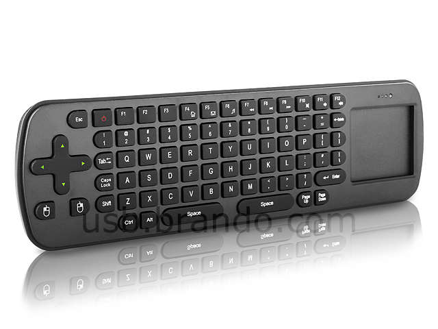 Measy Wireless Keyboard with Touchpad (RC12)