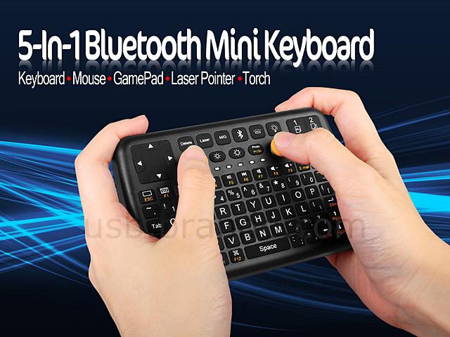 in bluetooth mini keyboard pcd