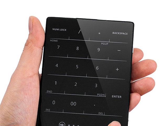 Wireless Numeric Touchpad