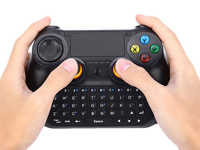 3-In-1 Wireless Mini Keyboard