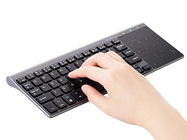 Wireless Touchpad Keyboard (41AG)