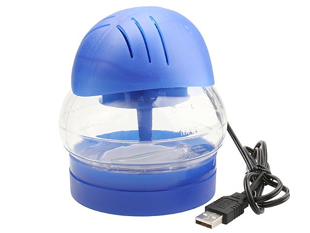 Water Air Cleaners : Usb mini water air purifier