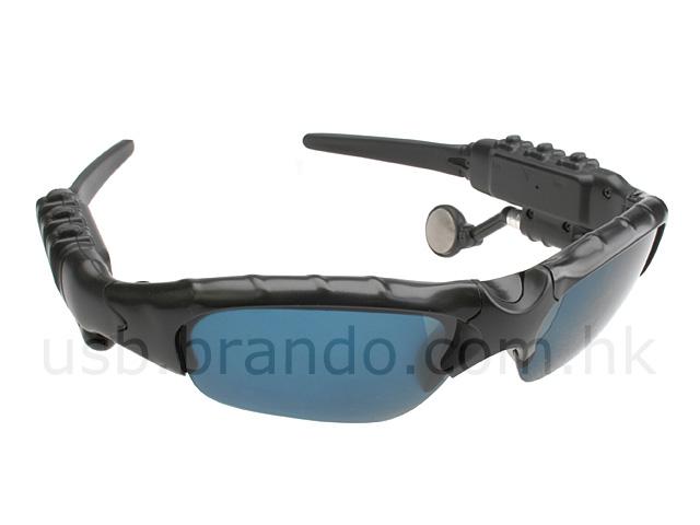 USB Sunglasses MP3 Player + Bluetooth 770a317976