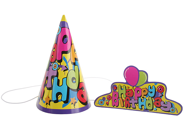 USB Decoration Kit -- Birthday