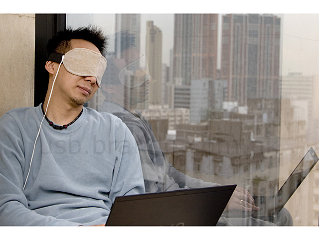 USB Eye Warmer