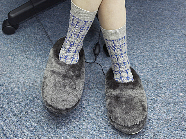 USB Heating Slippers II