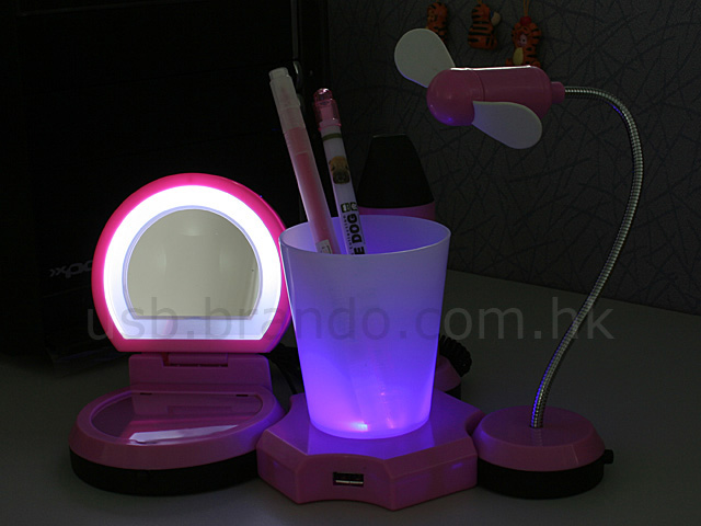 USB Gift Set For Ladies