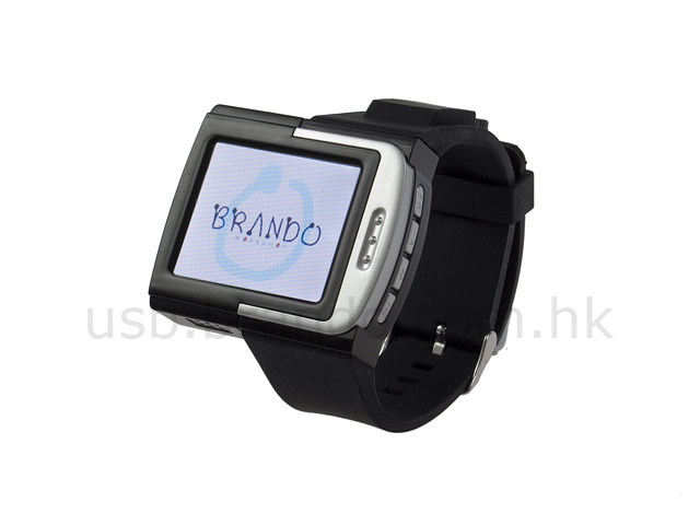 MP4 Watch II (1.8 inches LCD + Speaker)