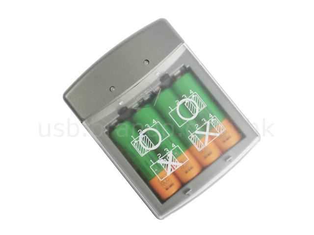 USB 2A/3A Battery Charger