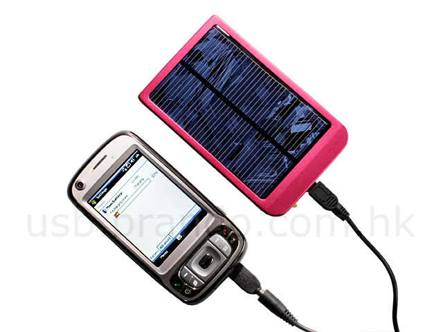 USB Solar Mobile Charger(2600mAh)