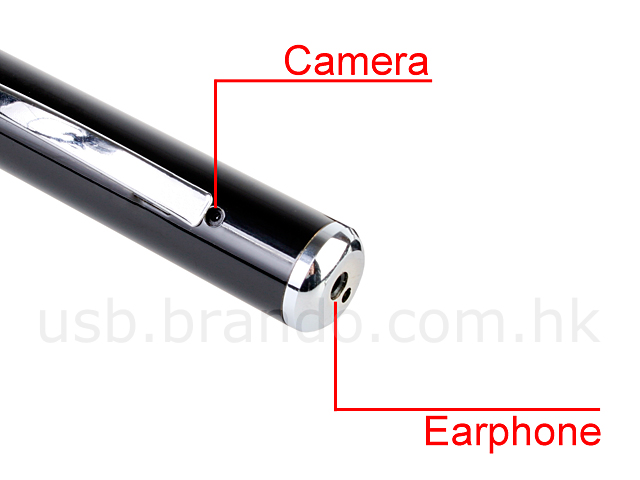 USB Spy Pocket Video Audio Recorder + MP3 + Flash Drive + Writing Pen