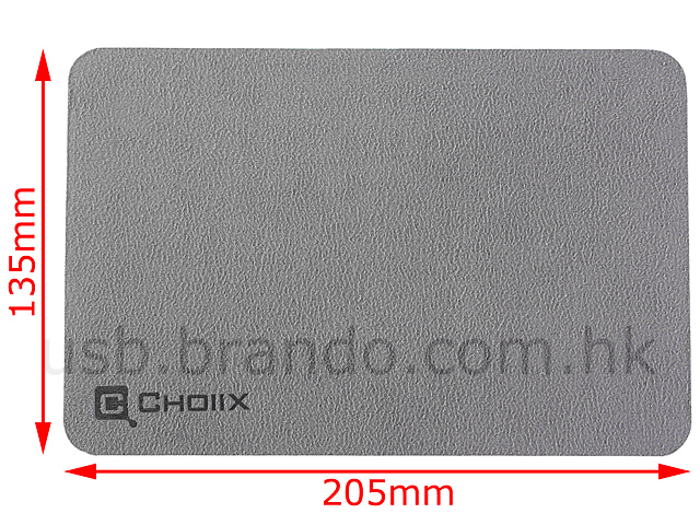 Choiix Tri-Funtional Travelpad MousePad Screen Protector Laptop Duster New