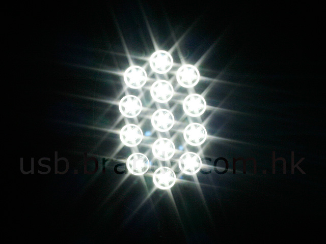 USB Super Bright 13-LED Light
