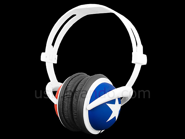 Mix-Style Stereo Headphone