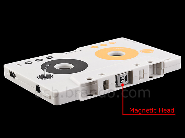 USB Cassette MP3 Player II
