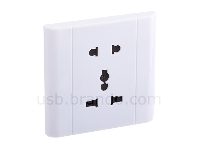Sound Activated Security Camcorder Socket