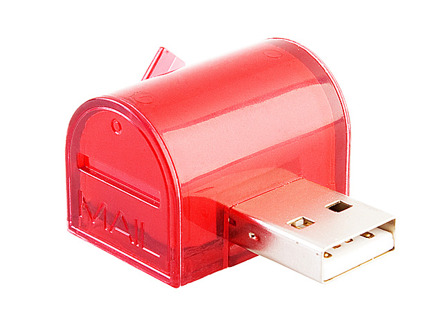 USB Mail Box Friends Alert