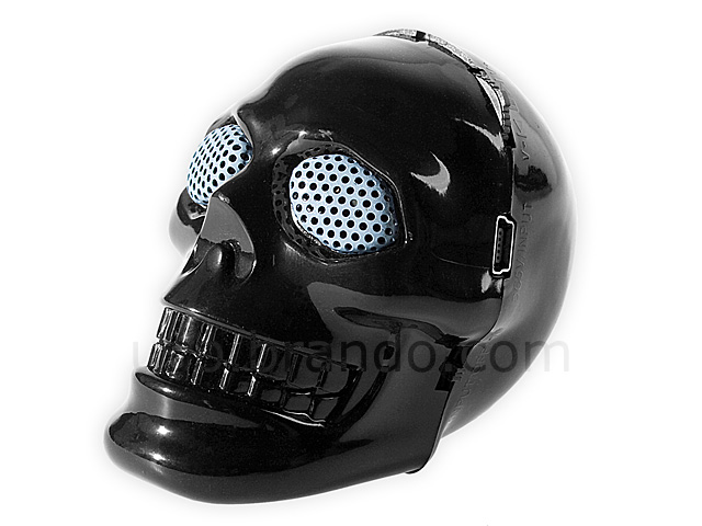 USB Skull MP3 Player