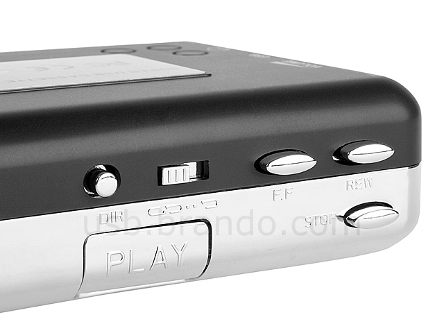 USB Cassette Capture & Player