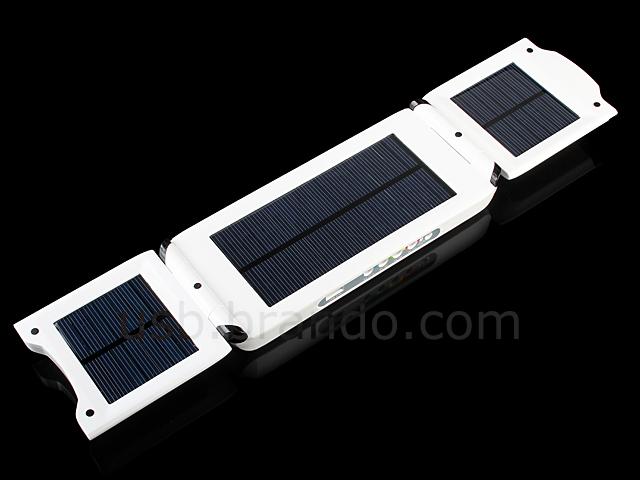 Portable Multi Purpose Solar Power Bank 12 000mah