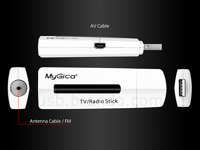 mygica usb tv radio stick. Black Bedroom Furniture Sets. Home Design Ideas