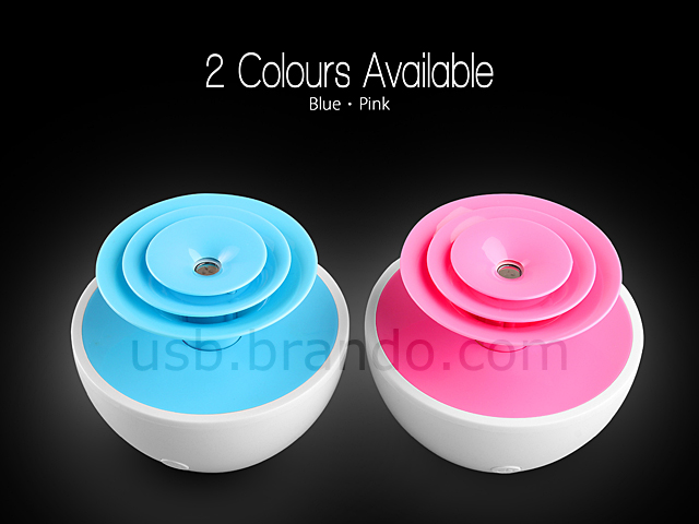 USB Mini Humidifier (YGH-389)