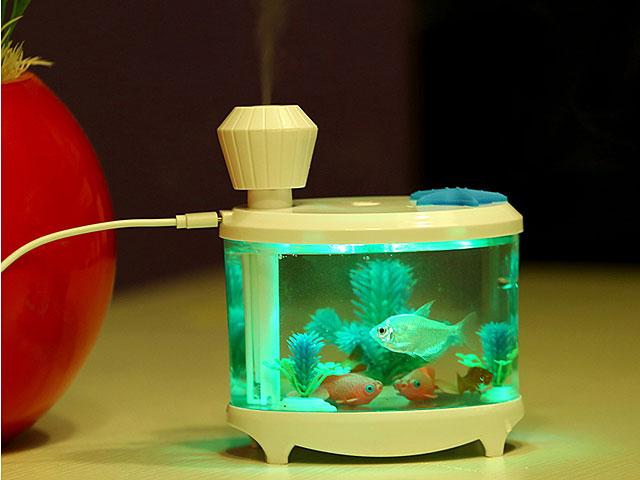 Usb Mini Aquarium Humidifier