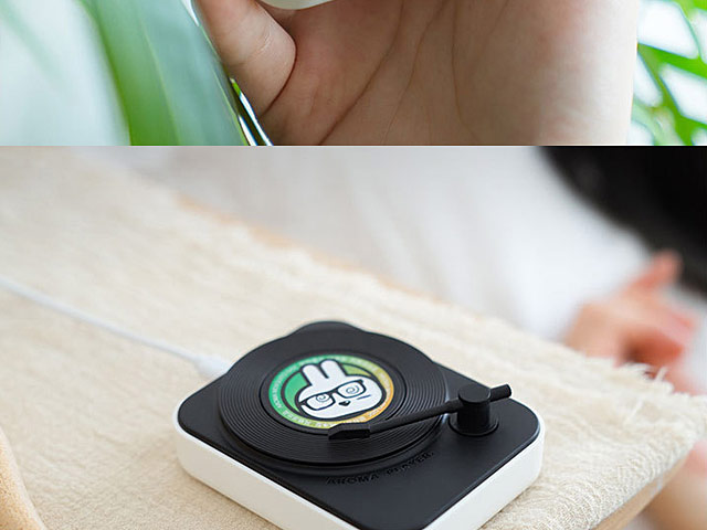 USB Retro Aroma Mosquito Mini Repellent