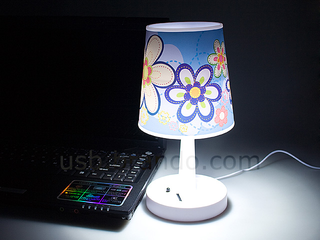 Usb Desk Lamp: USB Desk Lamp with Fan,Lighting