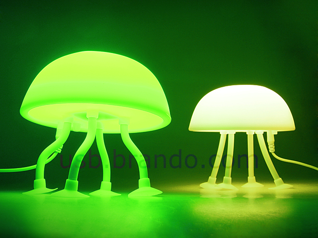 USB Jellyfish Lamp